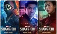 """""""Shang-Chi"""" tung loạt poster nhân vật nhưng tại sao netizen lại réo tên Lưu Diệc Phi?"""