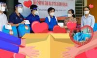 Sinh viên ở lại Sài Gòn cạn tiền vì giãn cách dài ngày, ấm lòng được hỗ trợ kịp thời