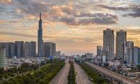 """Ở nhà giãn cách, ngắm loạt ảnh Sài Gòn từ trên cao này sẽ giúp bạn đỡ """"nhớ"""" thành phố đấy!"""