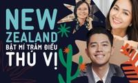 1000 quà tặng đặc biệt đính kèm Hoa Học Trò 1365: Khám phá New Zealand trong tầm tay