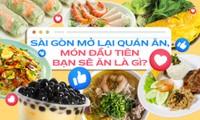 """Netizen tạm biệt cơm nguội, """"chốt đơn"""" ăn bù loạt món ngon khi TP.HCM cho quán bán mang về"""