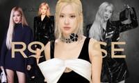 Rosé luôn mặc đồ đen trong các sự kiện thời trang: Phong cách riêng hay quá an toàn?