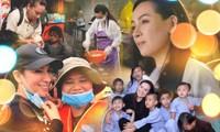 Phi Nhung và hành trình thiện nguyện: Người mẹ đông con nhất showbiz Việt