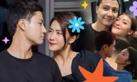"""Bắt trọn loạt khoảnh khắc """"phim giả tình thật"""" của Khả Ngân - Thanh Sơn (11 Tháng 5 Ngày)"""