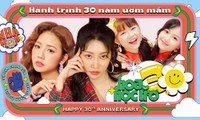 AMEE, Orange và SGO48 mừng sinh nhật báo Hoa: Thăng hoa để luôn đồng hành cùng thế hệ trẻ