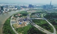 TPHCM đấu giá 4 lô đất 'vàng' rộng hơn 30.000m2 ở Thủ Thiêm