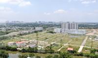 Ảnh hưởng dịch COVID, giá nhà đất ở TPHCM vẫn tăng