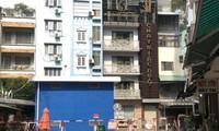 Sinh viên trường ĐH Công nghệ Sài Gòn phải đi khai báo y tế vì BN 1451