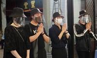 Trấn Thành, Trúc Nhân cùng nhiều sao Việt viếng Mai Phương trong đêm khuya