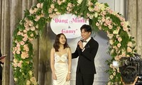 Bảo Anh làm vợ Quốc Trường trong phim điện ảnh mới