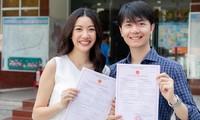 Á hậu Thúy Vân đăng ký kết hôn cùng bạn trai doanh nhân