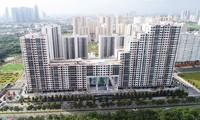 Cận cảnh 1.330 căn hộ tái định cư Thủ Thiêm 'phù phép' thành nhà thương mại