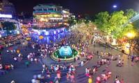 Hà Nội đang lấy ý kiến của các quận, huyện, sở ngành về việc tổ chức chính quyền đô thị. Ảnh: Trường Phong