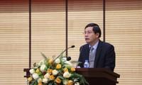 Ông Trần Huy Sáng