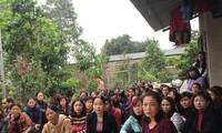 Nhiều giáo viên ở Sóc Sơn kêu cứu