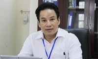 Phó Giám đốc Phụ trách Sở GD&ĐT Hà Giang Nguyễn Thế Bình. Ảnh: Trường Phong