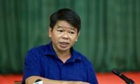 Ông Nguyễn Văn Tốn. Ảnh: Hoàng Mạnh Thắng