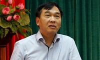 Giám đốc Sở Xây dựng Hà Nội Lê Văn Dục