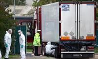 39 thi thể được tìm thấy trong thùng container tại Anh