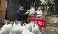 Chủ tịch UBND thành phố Hà Nội khẳng định đang kiểm soát tốt tình hình dịch bệnh Covid-19
