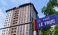Hà Nội ra thông báo mới về xử lý tòa nhà 8B Lê Trực
