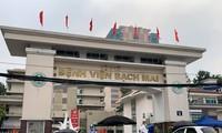 Lãnh đạo Bệnh viện Bạch Mai: 'Trong bệnh viện có 2 ổ COVID-19'
