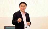 Tập đoàn Vingroup, BRG, T&T...kiến nghị gì khi đối thoại với Bí thư Hà Nội?