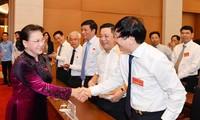 Chủ tịch Quốc hội Nguyễn Thị Kim Ngân: Báo chí là cầu nối Quốc hội với nhân dân
