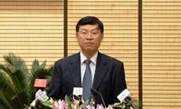 Chánh án Tòa án nhân dân thành phố Hà Nội Nguyễn Hữu Chính
