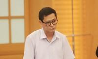 Ông Trương Quang Việt, Phó Giám đốc Phụ trách CDC Hà Nội
