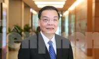 Bộ trưởng KH&CN Chu Ngọc Anh làm Phó Bí thư Thành ủy Hà Nội