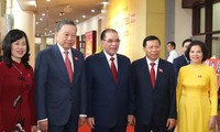 Lãnh đạo Đảng, Nhà nước dự Đại hội Đảng bộ tỉnh Bắc Ninh