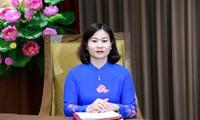 Bà Nguyễn Thị Tuyến được phân công làm Phó Bí thư Thường trực Thành ủy Hà Nội nhiệm kỳ 2020 - 2025. Ảnh: PV