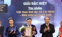 Báo Tiền Phong đạt 2 giải C Búa liềm vàng 2020