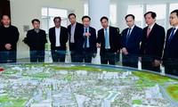 Hà Nội: Xong đồ án sơ bộ quy hoạch sông Hồng