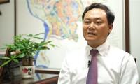 Ông Lê Anh Quân, Bí thư, Chủ tịch UBND huyện Gia Lâm