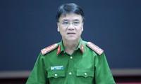 Đại tá Trần Ngọc Dương, Phó giám đốc Công an Hà Nội