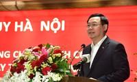 Bí thư Hà Nội: Không để bị động, bất ngờ trong phòng chống dịch COVID-19