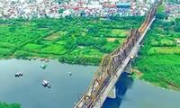 Hà Nội sẽ 'quay mặt' ra sông Hồng, kiến tạo trục không gian xanh