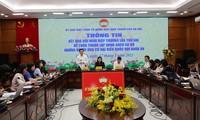 Hà Nội lập danh sách sơ bộ 72 người ứng cử đại biểu Quốc hội