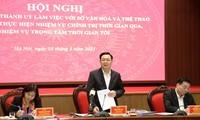 Hà Nội xem xét tuyển dụng không qua thi tuyển nghệ sĩ, vận động viên xuất sắc