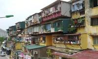 Chung cư cũ ở Hà Nội