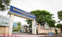 Chùm ca bệnh COVID-19 tại Bệnh viện Nhiệt đới T.Ư liên quan đến 8 tỉnh, thành