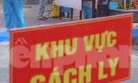 Hà Nội thông báo tìm người từng đến cửa hàng bán hoa quả ở ngõ 145 Cổ Nhuế