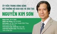[INFOGRAPHIC] Ông Nguyễn Kim Sơn ngồi 'ghế nóng' ngành giáo dục