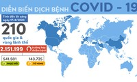 Anh vượt mốc 100.000 ca bệnh COVID-19