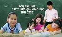 Đón năm mới, 'soi' kết quả giáo dục năm 2020