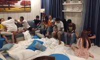 12 nam nữ tụ tập sử dụng ma túy tập thể trong căn hộ du lịch thứ 1