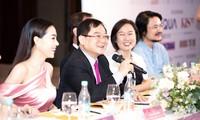 Nhà báo Lê Xuân Sơn - Tổng biên tập báo Tiền Phong, Trưởng BTC cuộc thi Hoa hậu Việt Nam 2020
