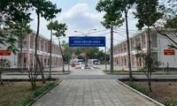 Bệnh nhân được cách ly tại Bệnh viện Dã chiến Củ Chi